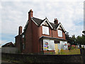 SJ7561 : Derelict house on Congleton Road by Stephen Craven