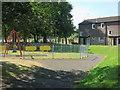 TL4066 : Play area, Rampton Drift by Hugh Venables
