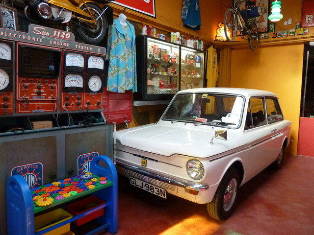 Cotswold motor Museum - remember these?
