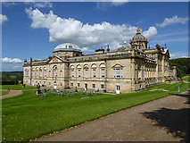 SE7170 : Castle Howard, Yorkshire by Christine Matthews