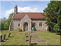 SP8206 : All Saints Church, Little Kimble by Julian Osley