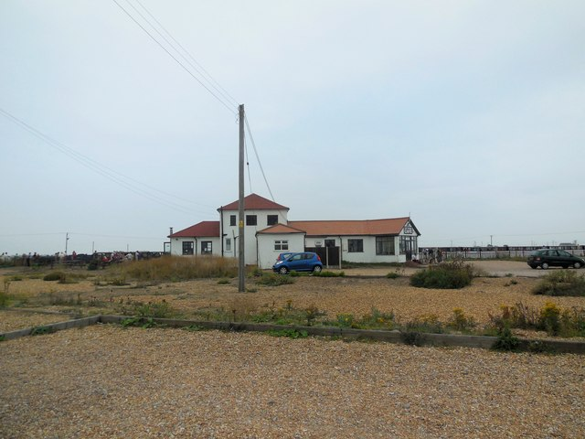 Dungeness Station and Cafe
