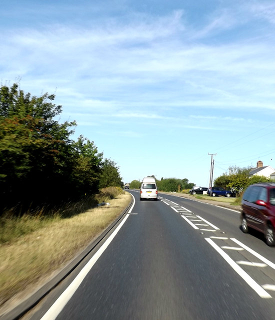 A120, Colchester Road, Little Tey