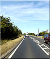 TL8823 : A120, Colchester Road, Little Tey by Adrian Cable