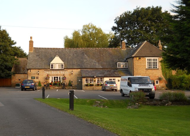 The Blue Bell, Glinton