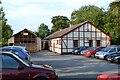 SX8670 : Forde Hall Social Club, Brunel Road, Newton Abbot by Robin Stott