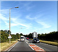 TL8623 : A120 Colchester Road, Coggeshall by Adrian Cable