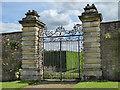SE7169 : Gates, Castle Howard, Yorkshire by Christine Matthews