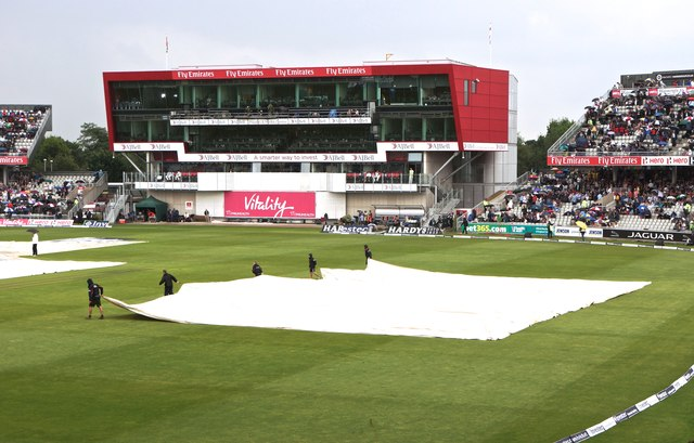 At the Cricket 8