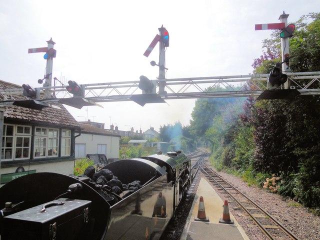 Light Railway, Romney, Hythe & Dymchurch