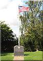 TM1881 : The 100th Bomb Group Memorial Museum (memorial) by Evelyn Simak