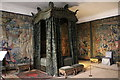 SK4663 : The Green Velvet Bedroom at Hardwick Hall by Jeff Buck