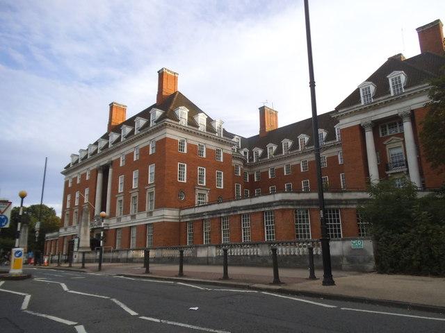 The Royal Star and Garter Home