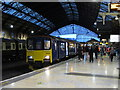 ST5972 : Train at Bristol Temple Meads by Gareth James