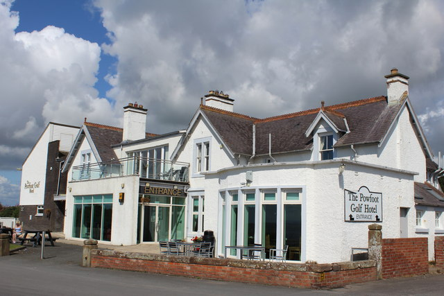 The Powfoot Golf Hotel