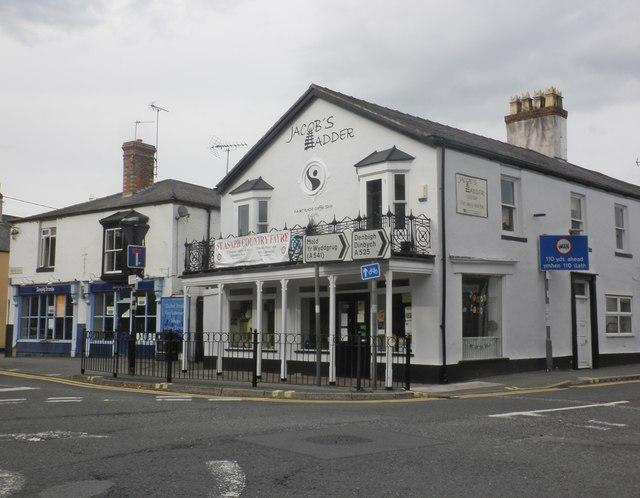 Jacob's Ladder Café and Wine Bar, St Asaph