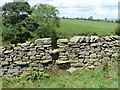 SD7664 : Stile on the footpath from Black Bank to the hamlet of Elroth by Humphrey Bolton