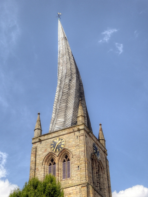 The Twisted Spire