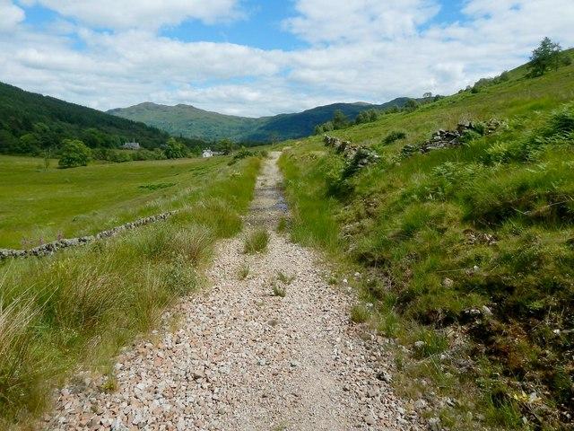 The Three Lochs Way