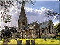 SK8943 : Marston, St Mary's Church by David Dixon