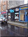 NM8530 : Oban: a 'Yes' shopfront in George Street by Chris Downer