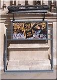 TQ2779 : Mosaic panel, Victoria & Albert Museum by Jim Osley