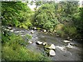 NU2111 : The River Aln by Graham Robson