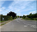 TL8923 : Church Lane, Little Tey by Adrian Cable