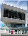 SJ3389 : The Museum of Liverpool by Steve  Fareham