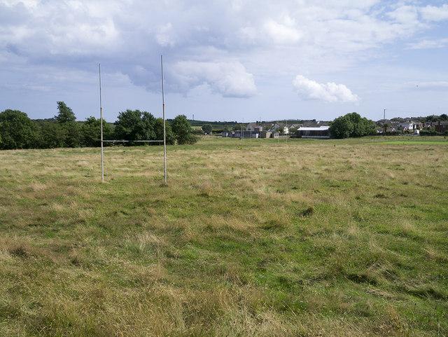 Former Bangor Grammar Playing Fields, Bangor