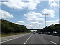 TL9525 : A12 Ipswich Road, Beacon End by Adrian Cable