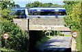 J2385 : Railway bridge, Belfast road, Templepatrick - August 2014(3) by Albert Bridge