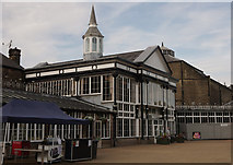 SK0573 : Buxton Pavilion restaurant by Anthony O'Neil