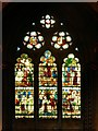 SK9771 : Lincoln Cathedral Stained Glass, The Life of St Hugh by David Dixon