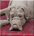 TA0928 : Sand Sculpture  on Whitefriargate, Hull by Ian S