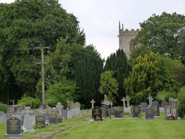 Cemetery, Egmanton