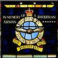SK9771 : Rhodesian Royal Air Force Memorial, St Michael's Chapel by David Dixon