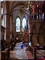 SK9771 : Lincoln Cathedral Service Chapels by David Dixon