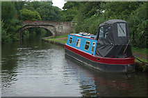 SO8689 : Staffordshire & Worcestershire Canal, Hinksford by Stephen McKay