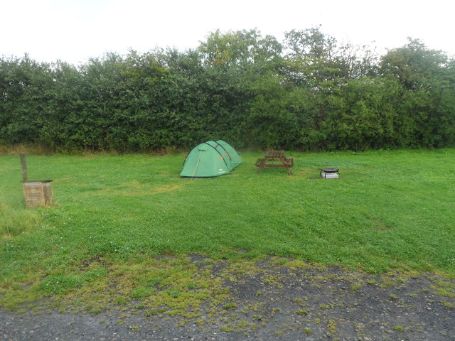 Roman Wall Lodges Campsite
