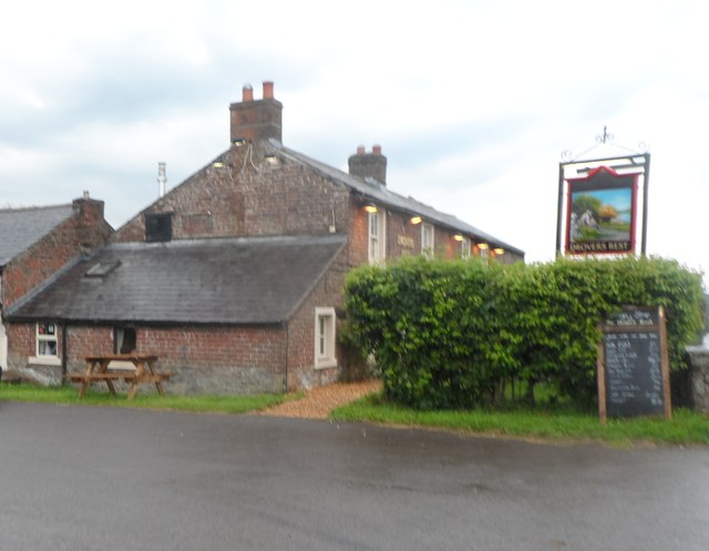 The Drovers Rest Public House - Monkhill