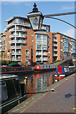 SP0586 : Narrowboats in Birmingham by Stephen McKay