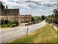 TF0733 : The Main Road (A15) through Folkingham by David Dixon