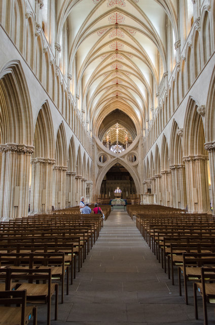 The Nave, Wells Cathedral
