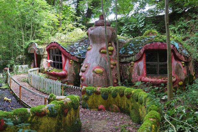 Mr Blobby's House