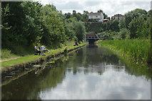 SO9494 : BCN Main Line, Coseley by Stephen McKay