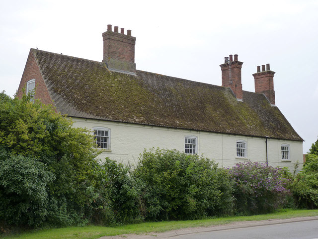 Ivy House Farmhouse, High Street, Laxton
