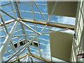 SJ9494 : Shopping Mall ceiling by Gerald England