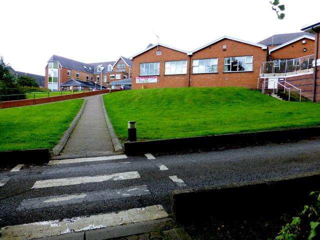 Tyrone County Hospital, Omagh