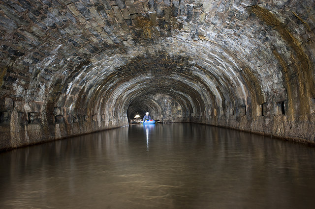 Chard Canal tunnel